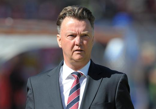 Louis van Gaal gets his excuses for failure in early