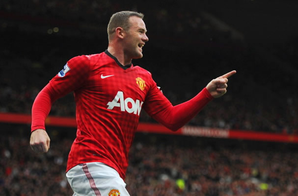 Wayne Rooney paying the penalty at Manchester United for misses and contract row
