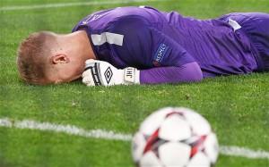 Report: Guardiola to drop Hart for opener, targets ter Stegen