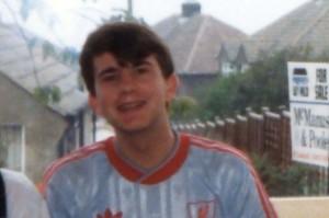 Tony Bland Hillsborough Liverpool
