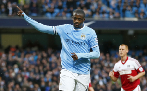 Yaya Toure left out of Manchester City squad for Champions League qualifier