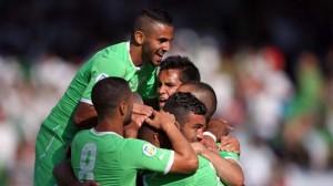 Favourites Algeria dealt AFCON minefield