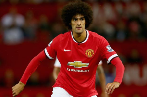 Who's robbing the bank at Manchester United?