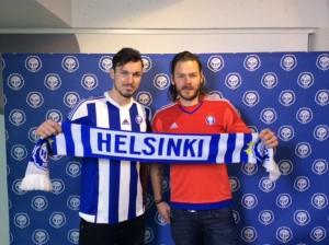 Havenaar heads to Helsinki with HJK