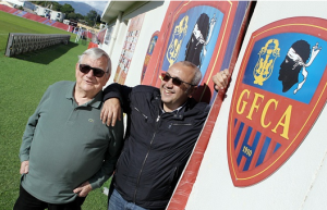 The rise and rise of Gazélec Ajaccio