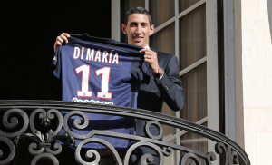 Tactical Analysis - Where will Angel Di Maria fit in at PSG?