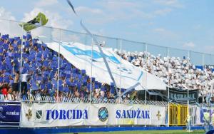 Partizan Belgrade succumb in the Sandzak Republic