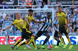 Newcastle United and the due verdict of relegation