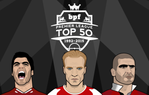 Top 50 Premier League Players of All Time: Part 7 – 2-1