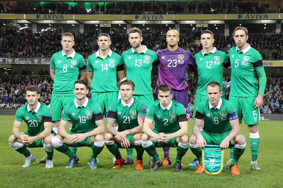 Predicting Ireland's 23-man squad for Euro 2016