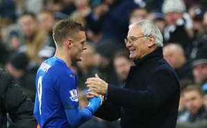Leicester City and Vardy are much like Montpellier and Giroud