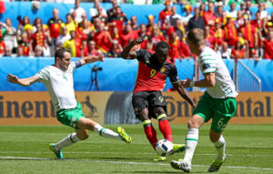 Ireland collapse as Belgium find form in Bordeaux