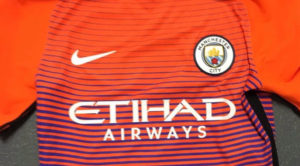 Pic: Manchester City's rumoured third shirt is a shocker