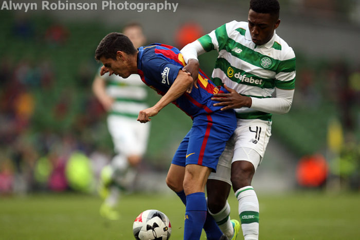 Barcelona Celtic 12