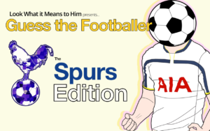 Guess the Footballer - the Spurs edition