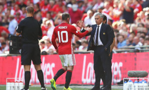 Why Wayne Rooney's Manchester United spot is in question