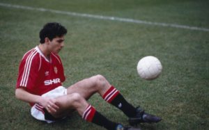 Interview - Former Manchester United player Giuliano Maiorana