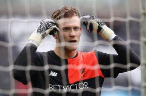 Liverpool can't give up on Loris Karius just yet