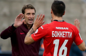 Carrera guides chaotic Spartak Moscow to five point winter break gap